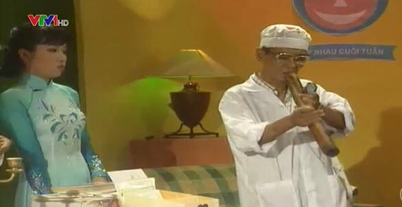 Nhà thơ Hoàng Nhuận Cầm, Bác sĩ Hoa Súng, Bệnh viện tâm hồn