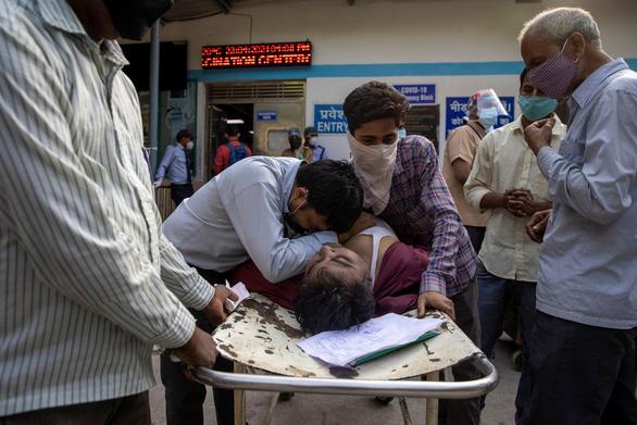 Covid, Dịch bệnh, Mỹ tiếp xúc hỗ trợ Ấn Độ, Chống dịch