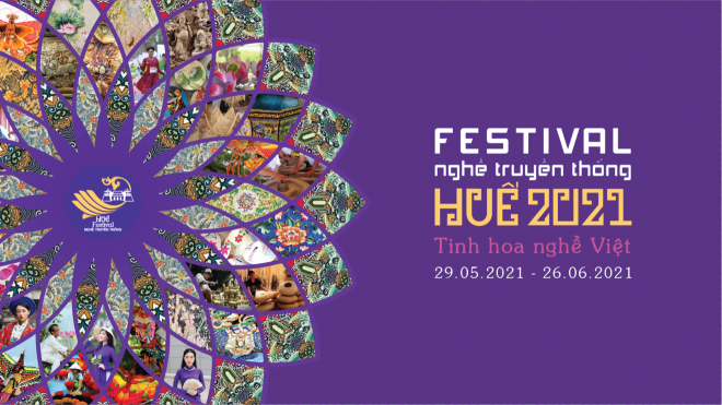 Festival nghề truyền thống Huế 2021, Kéo dài một tháng, 40 sự kiện đặc sắc