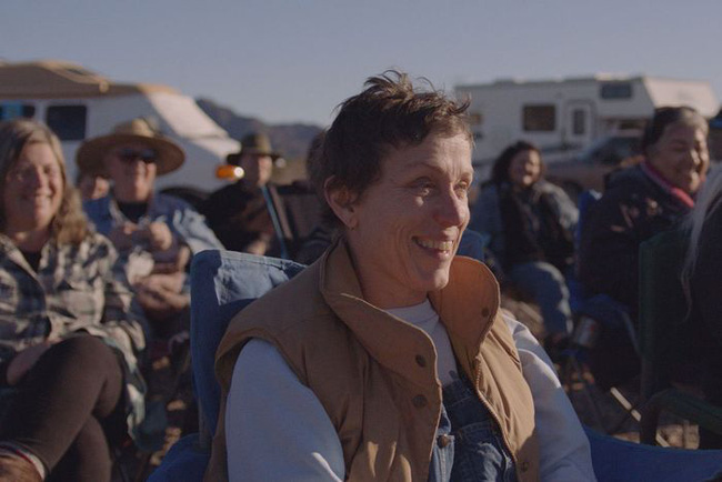 'Nomadland' thắng lớn tại lễ trao giải điện ảnh BAFTA
