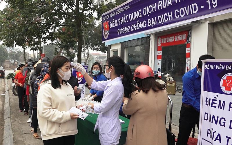 DịchCovid-19: Thanh Hóa có 2,5triệu người thuộc diện được tiêm vaccine miễn phí