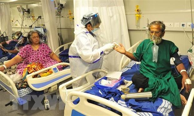 Dịch Covid-19: Số bệnh nhân tại Ấn Độ lên tới hơn 22 triệu người