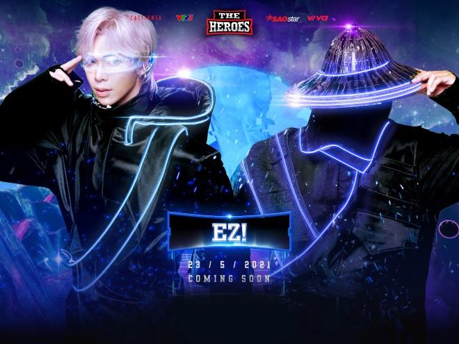 The Heroes 2021. Thần tượng đối thần tượng tập 1. VTV3. Lona Kiều Loan. Cara. Uni5. Erik