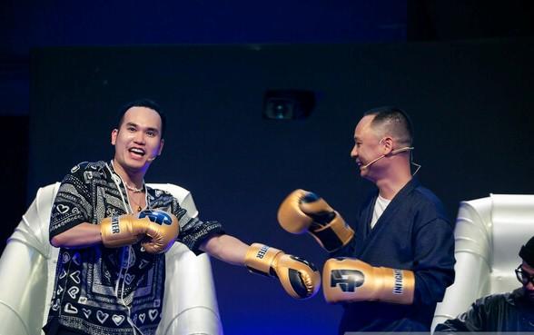 The Heroes 2021 - Thần tượng đối thần tượng tập 1, Erik, Khắc Hưng, Nguyễn Hải Phong