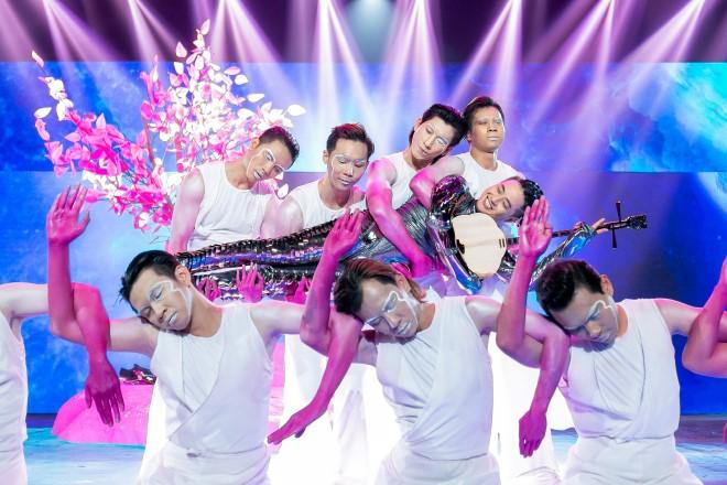 The Heroes, Thần tượng đối thần tượng 2021, VTV3, Thanh Duy, Lona, Cara, Orange