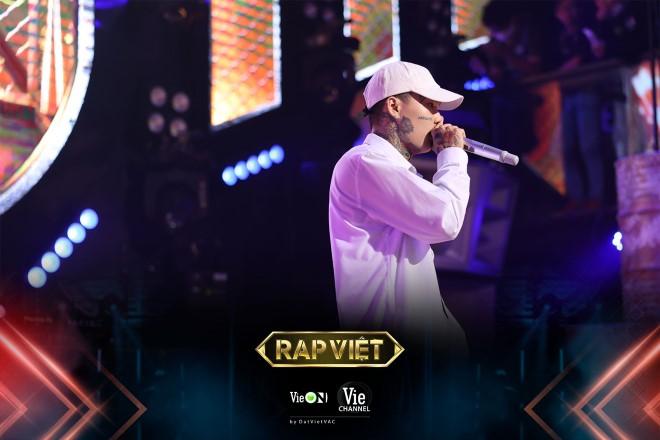 'Rap Việt' mùa 2lộ diện dàn rapper tài năng