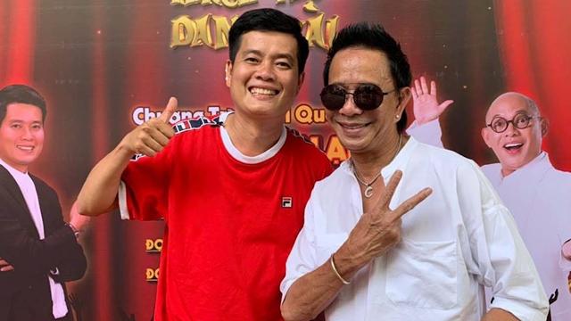 Thách thức danh hài mùa 7 phát sóng casting trên YouTube, Hoài Linh, Minh Nhí, Thách thức danh hài, casting thách thức danh hài, dịch bệnh, Thách thức danh hài mùa 7