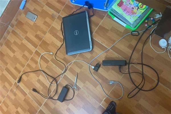 Bé 10 tuổi ở Hà Nội bị điện giật tử vong, Bé 10 tuổi bị điện giật, học trực tuyến, điện giật, tử vong