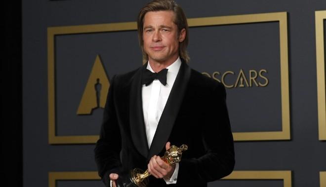 Giải Oscar 2020: Brad Pitt có tượng vàng đầu tiên trong sự nghiệp