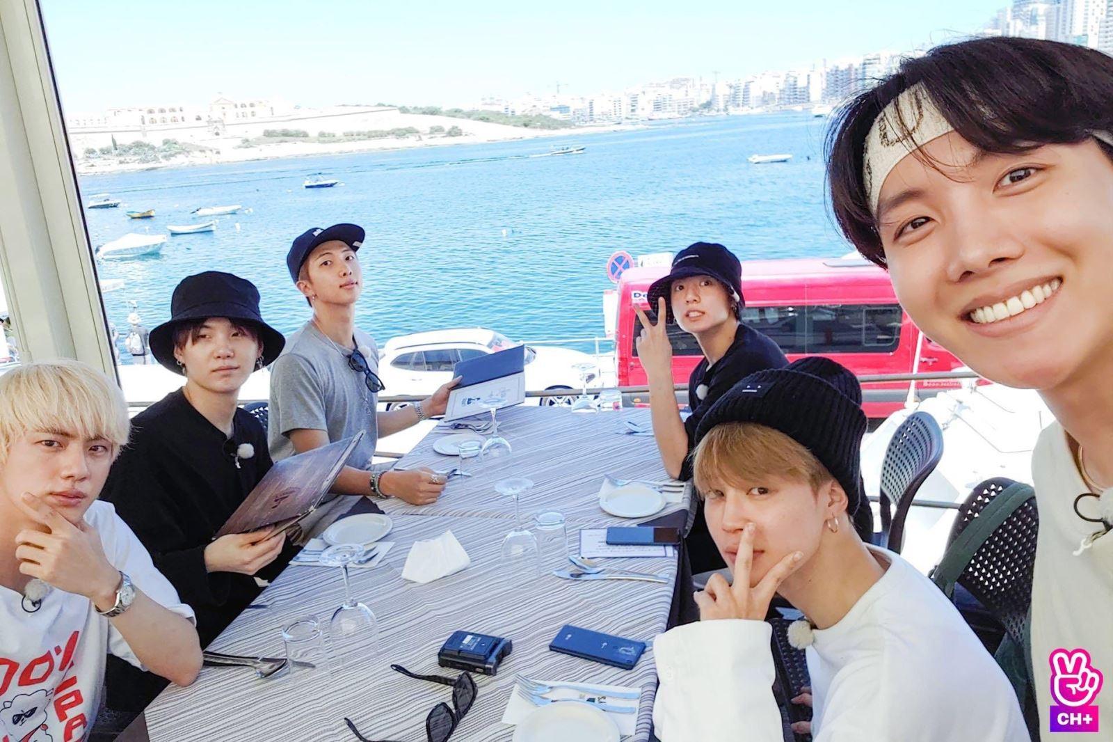 BTS, Bon Voyage BTS mùa 4, xem Bon Voyage BTS 2019, link xem Bon Voyage, show thực tế BTS, tin tức BTS, xem show bon voyage, Big Hit, ảnh BTS