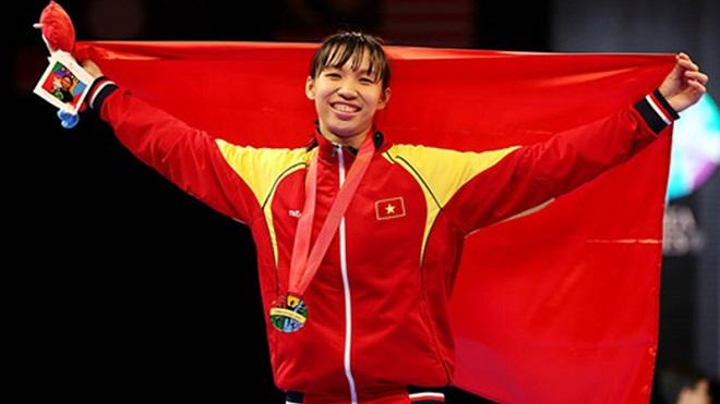 Giành HCB thế giới, taekwondo Việt Nam làm nên lịch sử