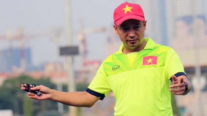 U20 Việt Nam là động lực cho các đàn em U15 mơ World Cup