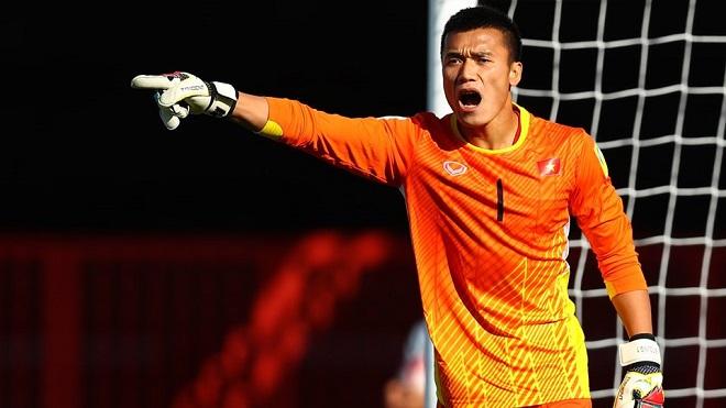 Thủ môn số 1 U20 Việt Nam sợ bị loại khỏi đội U22
