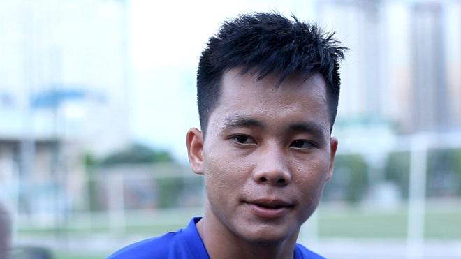 Tiền đạo FLC Thanh Hóa thừa nhận Đức Chinh chỉ kém mình kinh nghiệm