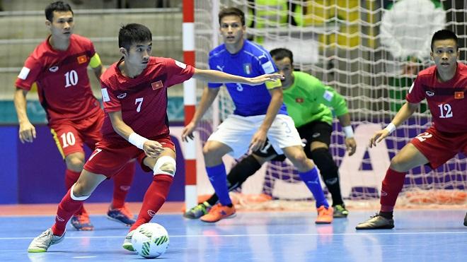 Futsal Việt Nam 'làm nóng' trước trận chung kết sớm với người Thái