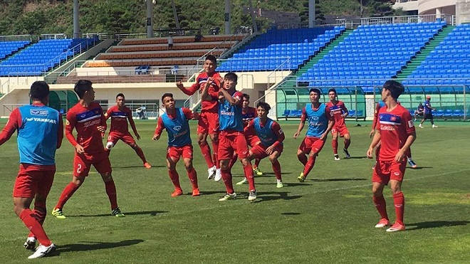U22 Việt Nam chuyển địa điểm đóng quân, gợi lại ký ức U20 World Cup