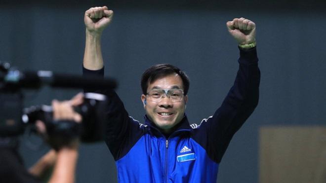 Hoàng Xuân Vinh chỉ sợ chính bản thân tại SEA Games 29