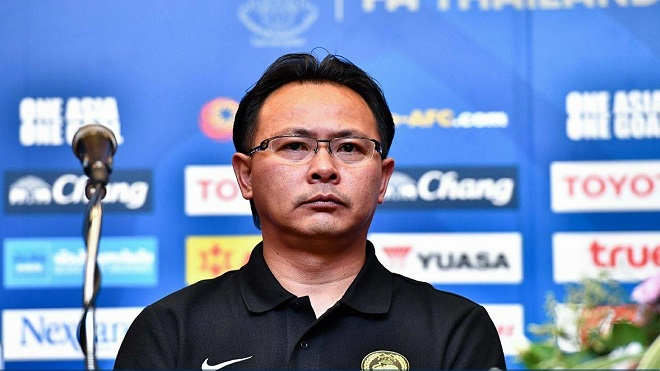 HLV U22 Malaysia 'toát mồ hôi' vì các trụ cột liên tục chấn thương