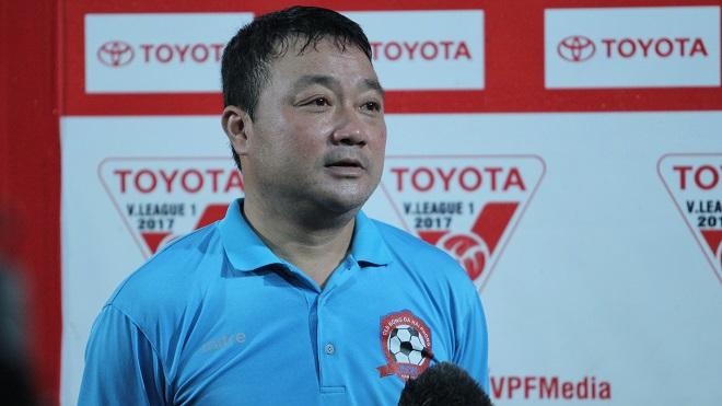 HLV Việt Hoàng khẳng định nội bộ Hải Phòng ổn, Văn Lâm sẽ sớm về đội