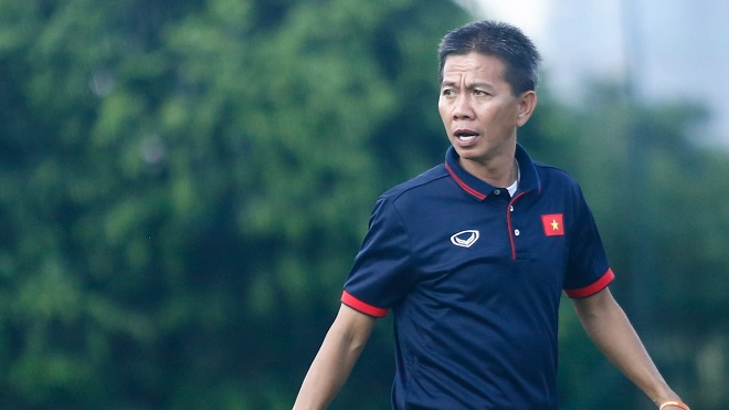 HLV Hoàng Anh Tuấn: 'U18 Việt Nam sẽ đá bóng ngắn ở giải U18 Đông Nam Á'