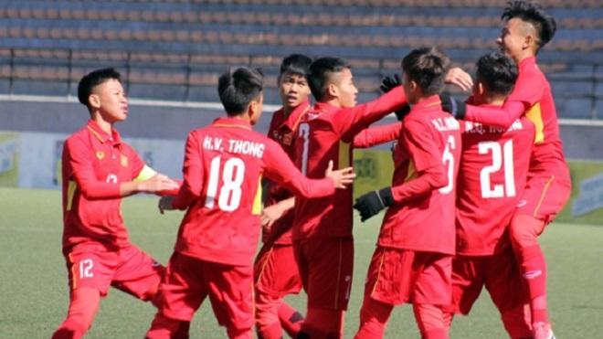 U16 Việt Nam gặp bất lợi dù thắng đậm Mông Cổ