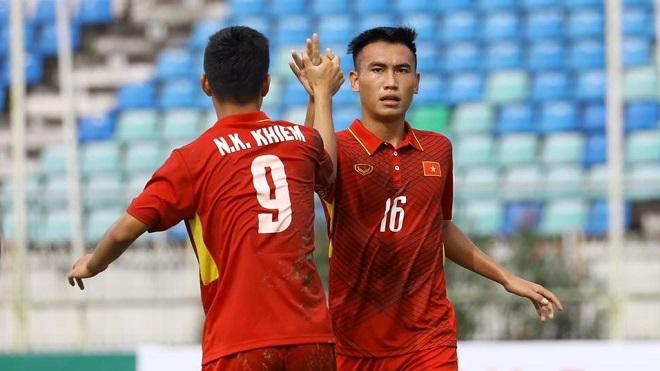 U18 Việt Nam 'trả nợ' bóng đá Indonesia, đặt 1 chân vào bán kết U18 Đông Nam Á 2017