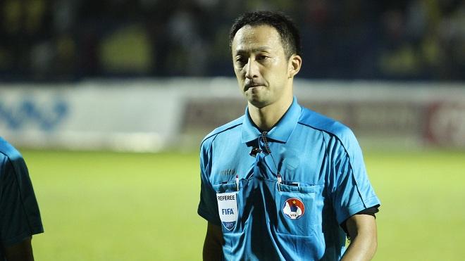 VPF ưu tiên thuê trọng tài Nhật Bản, Hàn Quốc cho 3 vòng cuối V-League 2017