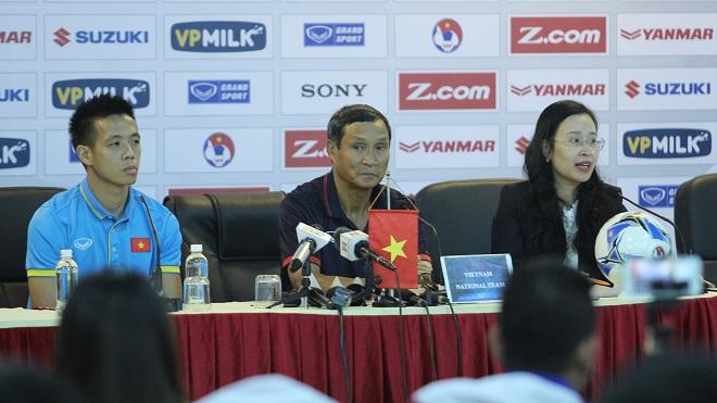 HLV Mai Đức Chung chỉ ra điểm khác biệt giữa đội tuyển Việt Nam và Campuchia