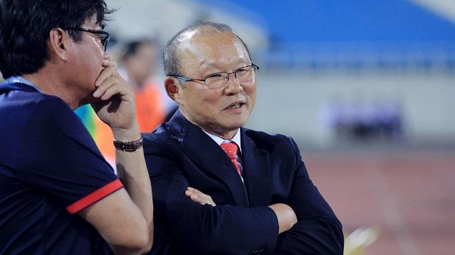 Tuyển Việt Nam hòa, HLV Park Hang Seo chỉ ra 2 điểm chưa hài lòng