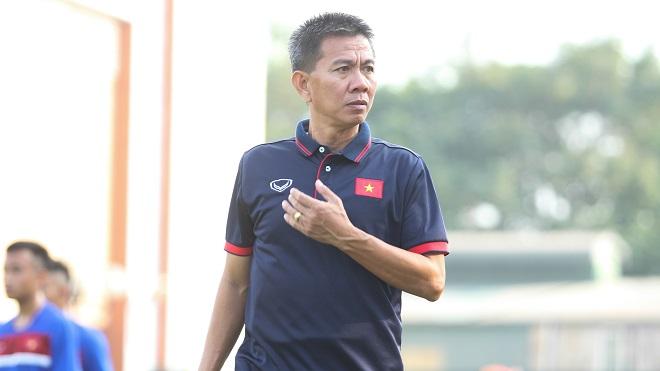 HLV Hoàng Anh Tuấn đặt mục tiêu thắng thuyết phục tại vòng loại U19 châu Á 2018