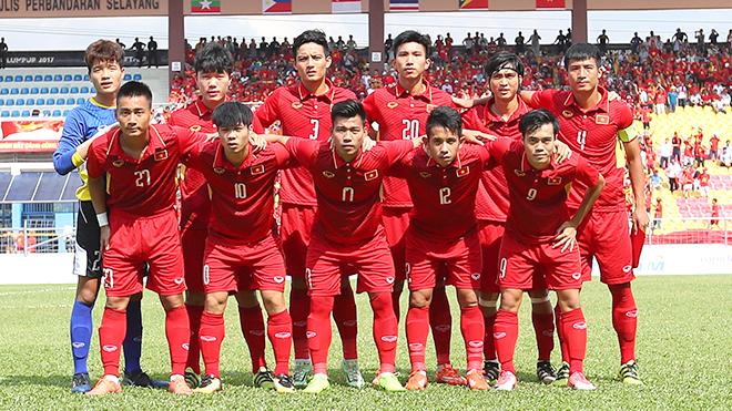 HLV Park Hang Seo chọn 32 cầu thủ chuẩn bị cho VCK U23 châu Á 2018