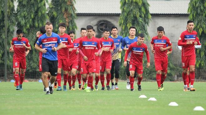Tuyển Việt Nam và 3 điểm đặc biệt thời HLV Park Hang Seo