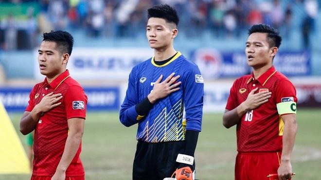 Thanh Trung không được triệu tập, ai sẽ làm đội trưởng tuyển Việt Nam?