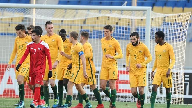 U23 Australia thắng lớn, lộ 'vũ khí' đáng sợ trước trận gặp U23 Việt Nam