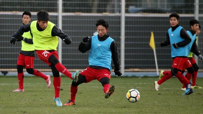 U23 Việt Nam đổi giờ tập, hướng tới kết quả tốt trước U23 Australia