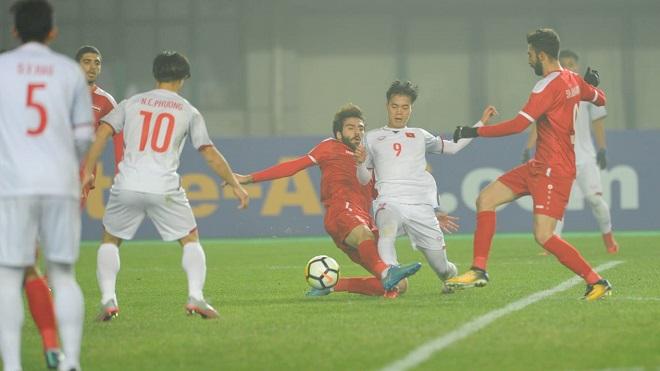 U23 Việt Nam: Kỳ tích từ đôi chân của các trung vệ