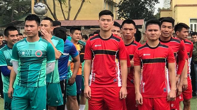 Quang Hải đá bóng từ thiện, tiền thưởng cho U23 Việt Nam vượt 40 tỷ đồng