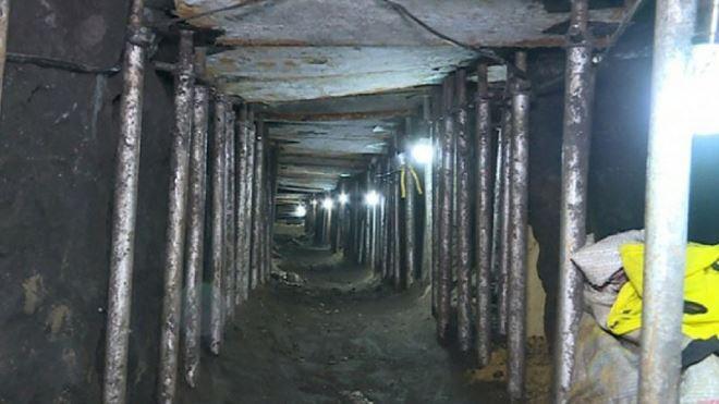 Chi 1,3 triệu đô để đào hầm hoành tráng, sắp cướp ngân hàng thì bị bắt