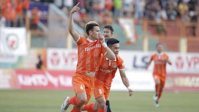 Video bàn thắng và highlights Bình Định 1-0 Sài Gòn