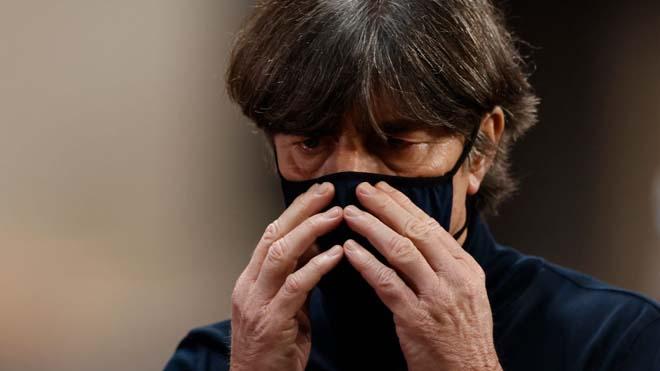 Thua sốc 0-6, ĐT Đức có thể sa thải HLV Joachim Loew?