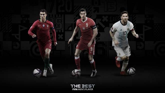 Tranh cãi FIFA The Best 2020: Messi trắng tay vẫn có mặt trong đội hình xuất sắc nhất!