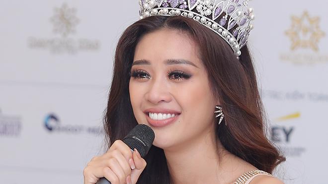 Hoa hậu Hoàn vũ Việt Nam 2019 Khánh Vân chưa có bạn trai, tiết lộ mẫu hình lý tưởng