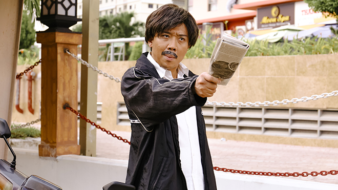 Vì sao web-drama 'Bố già' của Trấn Thành gây 'sốt'?