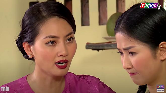 'Luật trời': Ngọc Lan mắng Quỳnh Lam 'đỉa mà đòi đeo chân hạc', cấm không được trèo cao