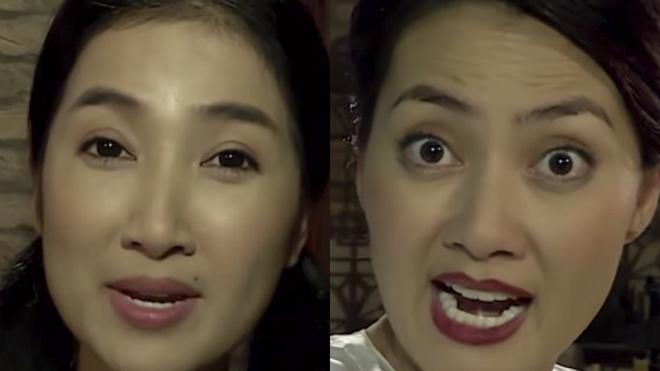 'Luật trời': Ngọc Lan hoảng sợ khi nhìn thấy Quỳnh Lam giống hệt em gái đã mất
