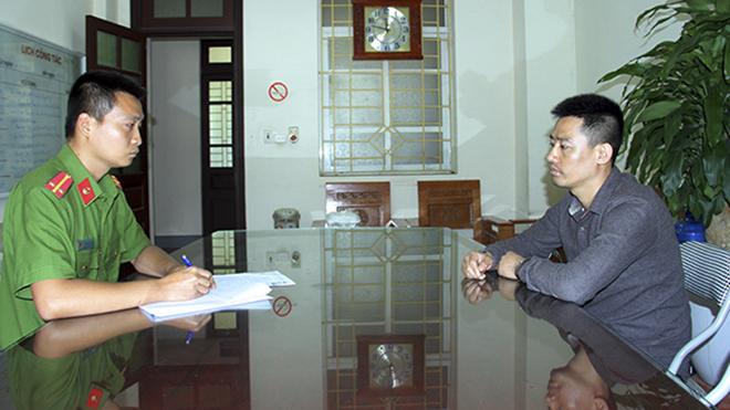 Cảnh sát Hình sự Lào Cai bắt đối tượng truy nã đặc biệt nguy hiểm tội giết người