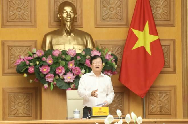 Dự kiến Quy hoạch, Dự kiến Quy hoạch quốc gia, Quốc hội, Phó Thủ tướng Trịnh Đình Dũng, Bộ Kế hoạch và Đầu tư