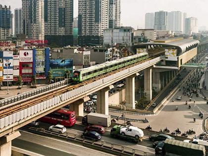 Huy động nguồn lực hoàn thiện dự án đường sắt Cát Linh - Hà Đông