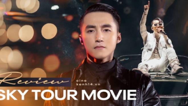 Sơn Tùng M-TP lập thành tích quốc tế với album nhạc phim 'Sky Tour'