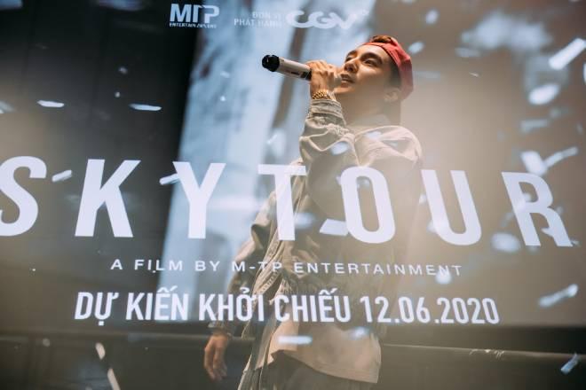 Sơn Tùng MTP, son tung mtp, Sky Tour Movie, Sky Tour Movie Sơn Tùng MTP, phim Sky Tour Sơn Tùng, phim sky tour, Sky Tour 2020, Sky Tour là gì, netflix